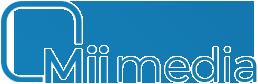Hauptlogo MiiMedia GmbH, Hamburg